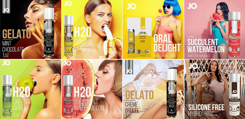 Una amplia variedad de productos que impulsan el placer